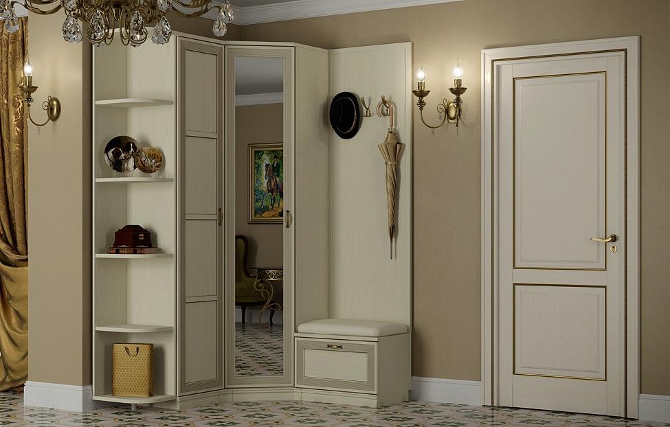 Купить Прихожая Адажио 13 в интернет магазине корпусной и мягкой мебели для дома