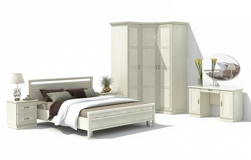 Купить Спальня Адажио 16.1 в интернет магазине корпусной и мягкой мебели для дома