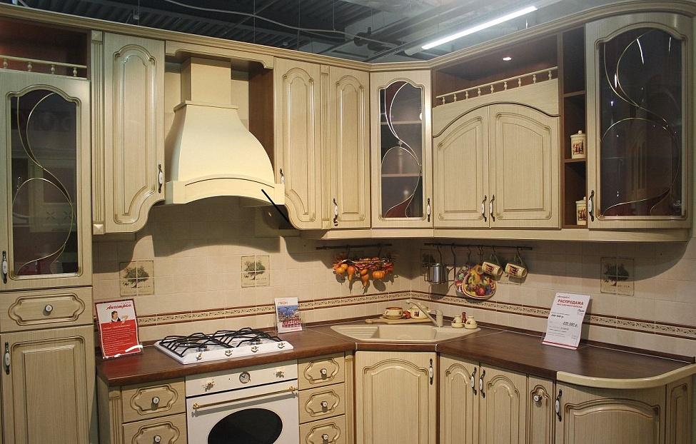 Купить Кухня Леон в интернет магазине корпусной и мягкой мебели для дома