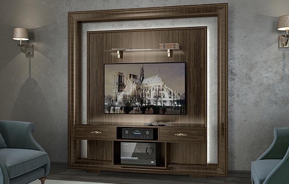 Купить Стойка под ТВ DeСanto 026.11 в интернет магазине корпусной и мягкой мебели для дома