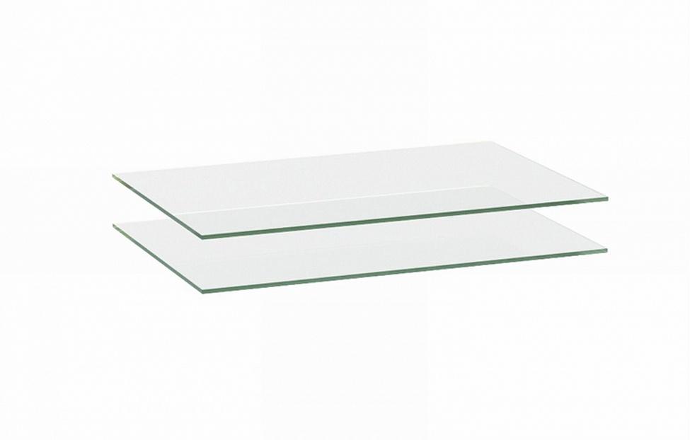 Купить Комплект полок ЛУ-018.04 в интернет магазине корпусной и мягкой мебели для дома