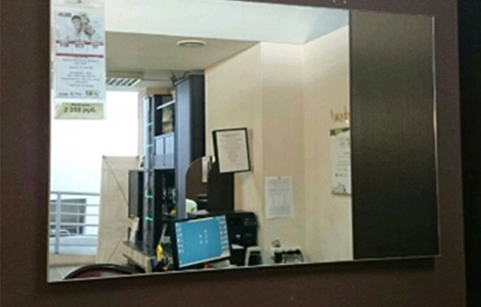 Купить Зеркало Ноэль НЛ-601.00 в интернет магазине корпусной и мягкой мебели для дома
