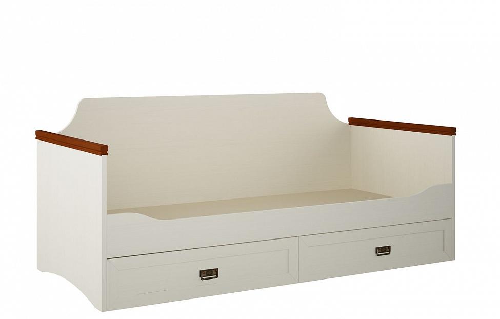 Купить Кровать Кантри КА-830.25 в интернет магазине корпусной и мягкой мебели для дома