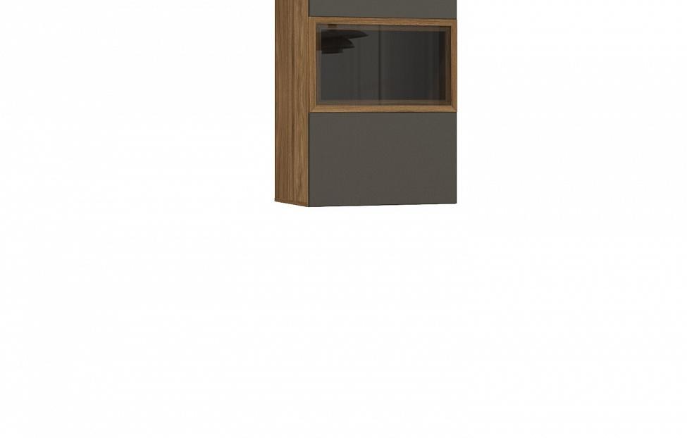 Купить Шкаф навесной Анри 411.04 Левый в интернет магазине корпусной и мягкой мебели для дома