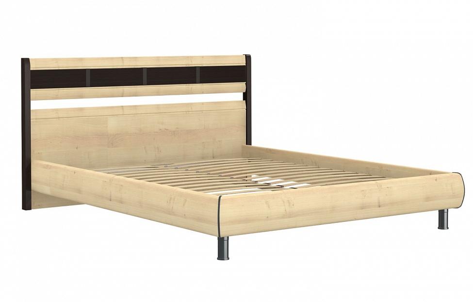 Купить Кровать Эстетика 800.26 в интернет магазине корпусной и мягкой мебели для дома