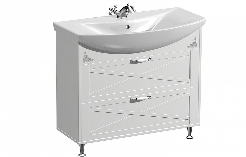 Купить Тумба с раковиной Prv 850.01-02 в интернет магазине корпусной и мягкой мебели для дома