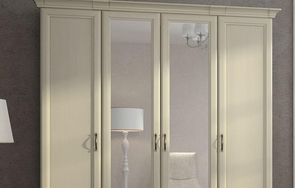 Купить Шкаф Луара ЛУ-217.23 в интернет магазине корпусной и мягкой мебели для дома