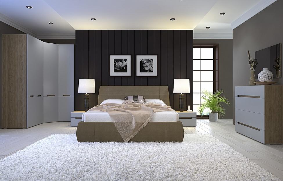 Купить Спальня Анри 2 в интернет магазине корпусной и мягкой мебели для дома