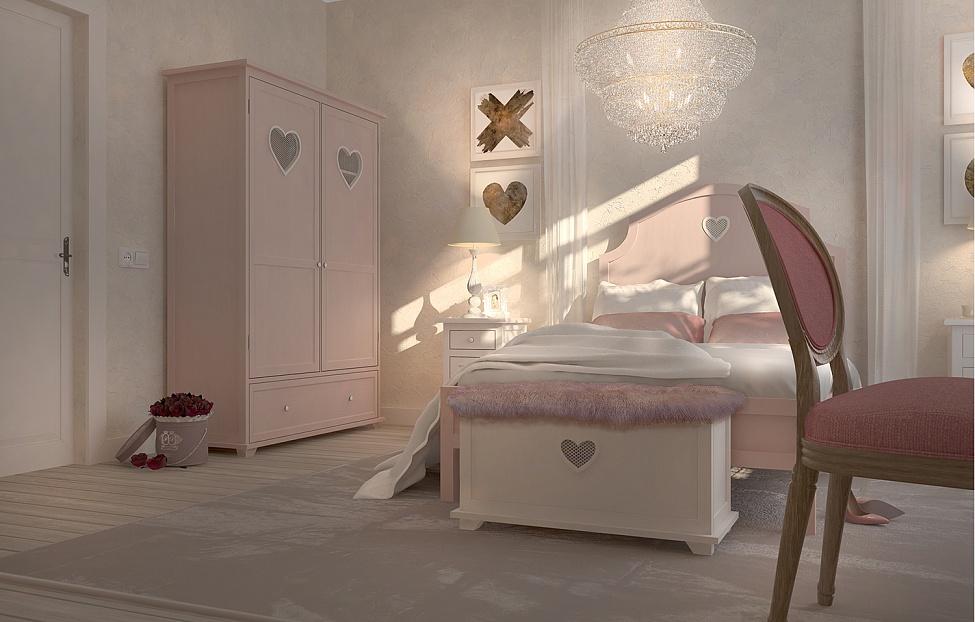 Купить Подростковая Adelina 4 в интернет магазине корпусной и мягкой мебели для дома