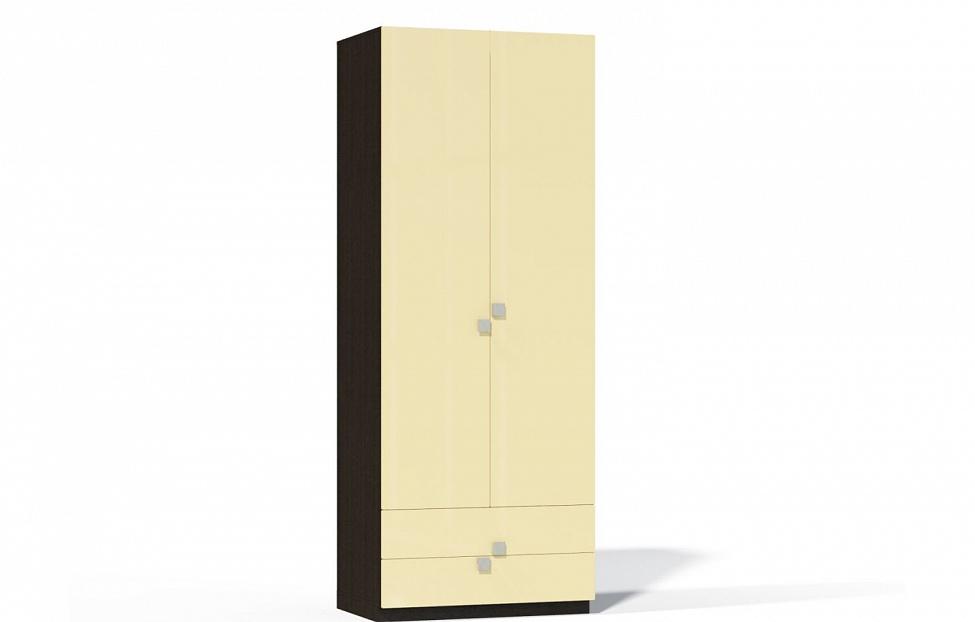 Купить Шкаф Брио 200.09 , Д2 в интернет магазине корпусной и мягкой мебели для дома