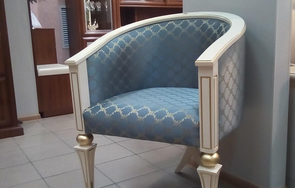 Купить Кресло 150 в интернет магазине корпусной и мягкой мебели для дома