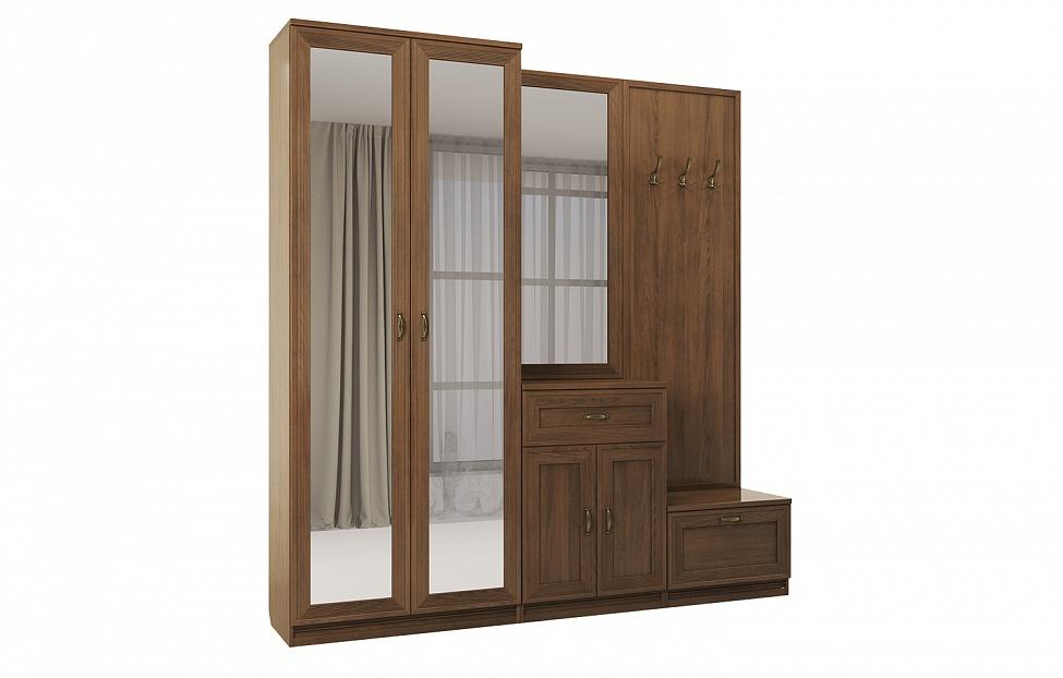Купить Прихожая Адажио 6 в интернет магазине корпусной и мягкой мебели для дома