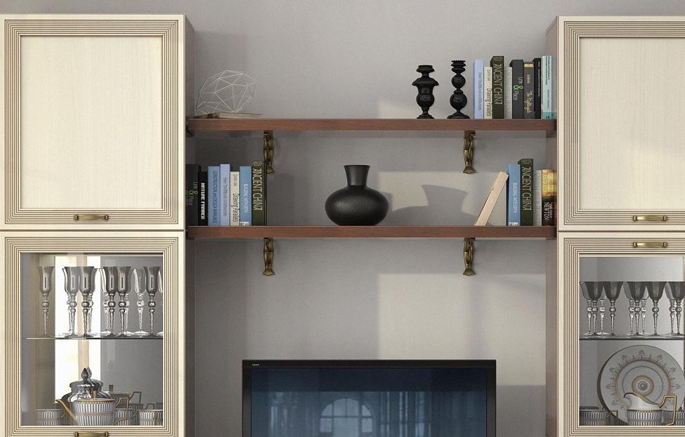 Купить Гостиная Адажио 8.2 в интернет магазине корпусной и мягкой мебели для дома