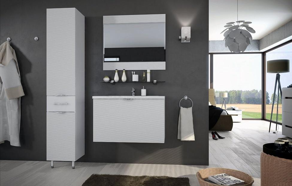 Купить Мебель для ванной комнаты Волна 1 в интернет магазине корпусной и мягкой мебели для дома