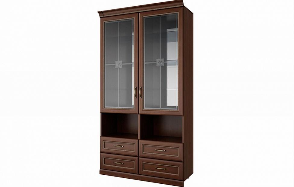 Купить Шкаф Луара ЛУ-295.03 в интернет магазине корпусной и мягкой мебели для дома