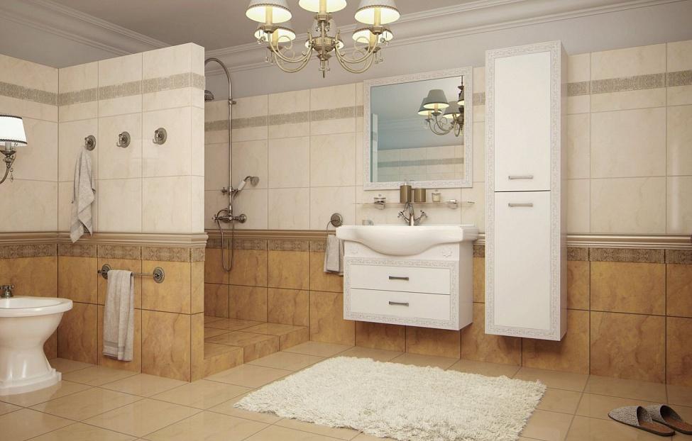 Купить Мебель для ванной комнаты Классик 4 в интернет магазине корпусной и мягкой мебели для дома