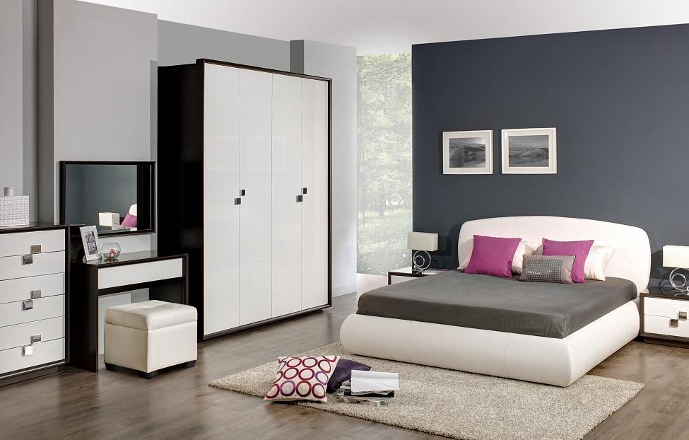Купить Спальня Брио 3 в интернет магазине корпусной и мягкой мебели для дома