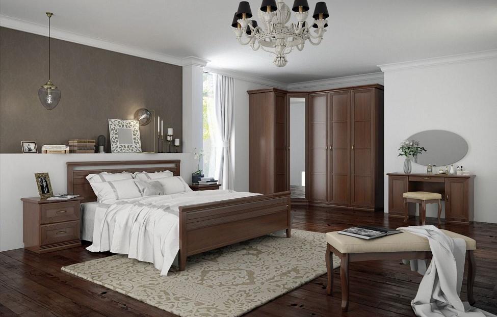 Купить Спальня Адажио 1.1 в интернет магазине корпусной и мягкой мебели для дома