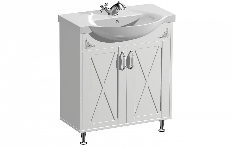 Купить Тумба с раковиной Prv 650.01-01 в интернет магазине корпусной и мягкой мебели для дома