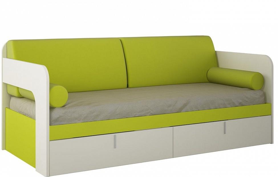 Купить Кровать Кеноша КН-830.25 в интернет магазине корпусной и мягкой мебели для дома