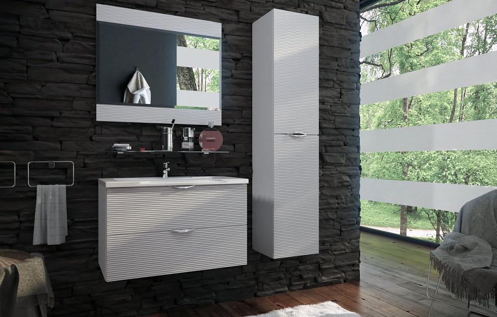 Купить Мебель для ванной комнаты Волна 3 в интернет магазине корпусной и мягкой мебели для дома